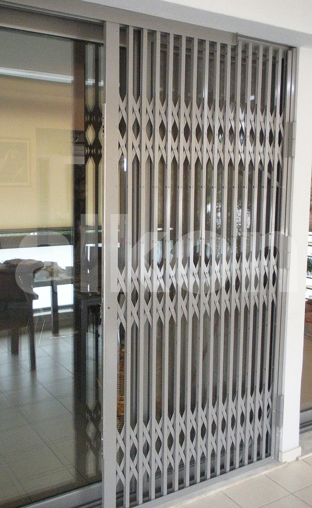 Folding Security Doors
